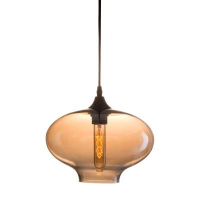 Borax Ceiling Lamp with Metal Finish - 98259