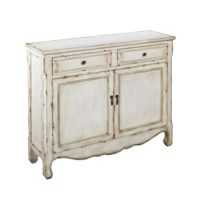 Two Drawer Two Door Cupboard - 14126