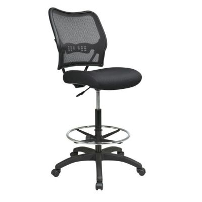 Deluxe AirGrid Back Drafting Chair - 13-37N20D