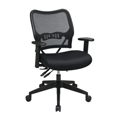 Deluxe Chair with AirGrid Back - 13-37N9WA