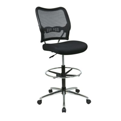 Deluxe AirGrid Back Drafting Chair - 13-37P500D