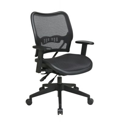 Deluxe Chair with AirGrid Seat and Back - 13-77N9WA