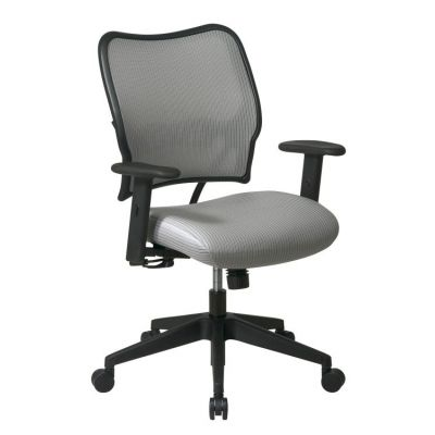 Deluxe Chair with Shadow Back and Fabric Seat - 13-V22N1WA