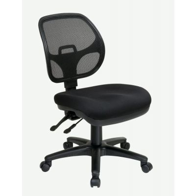 Ergonomic Task Chair with ProGrid Back in Coal - 2902-30
