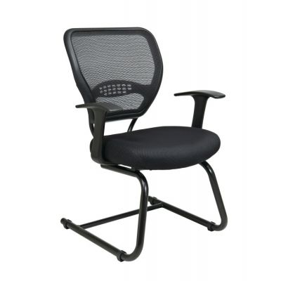 Professional AirGrid Back Visitors Chair - 5505