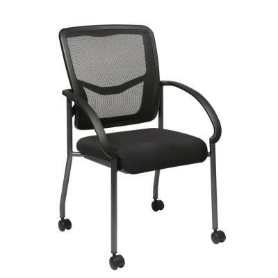 ProGrid Back Visitors Chair in Coal - 85640-30