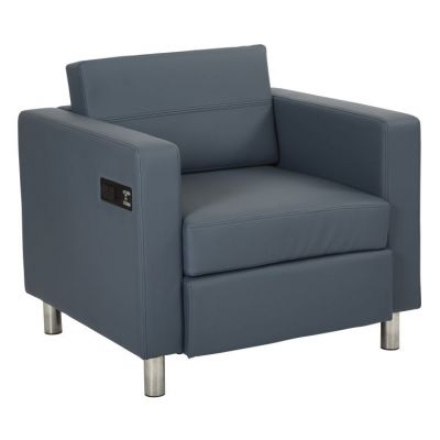 Atlantic Progressive Chair in Blue - ATL51-R105