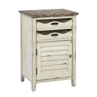 Charlotte Chair Side Table in Country Cottage - CHR08AS-AC1