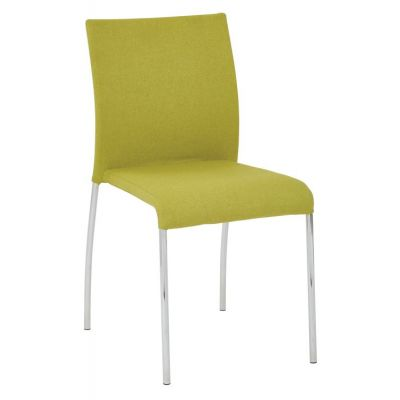 Conway Stacking Chair in Spring Green - CWYAS2-CK005
