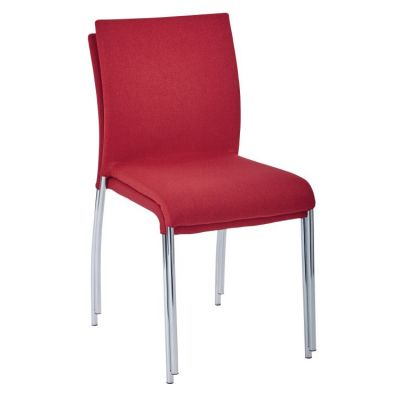 Conway Stacking Chair in Cranapple - CWYAS2-CK006