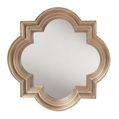 The Gatsby Wall Mirror in Gold - GC0502
