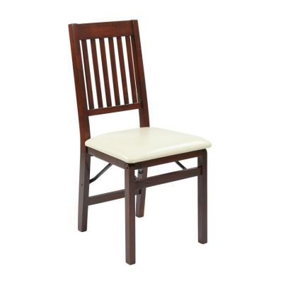 Hacienda Folding Chair 2-Pack in Cream - HA424-CM