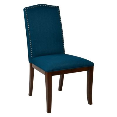 Hanson Dining Chair in Klein Azure - HSN-K14