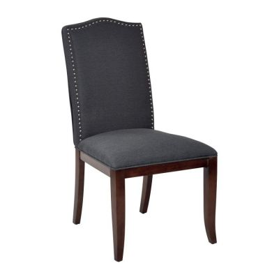 Hanson Dining Chair in Klein Charcoal - HSN-K26
