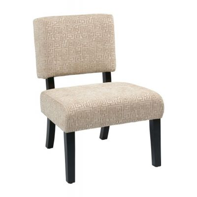 Jasmine Accent Chair in Oyster - JAS-X37