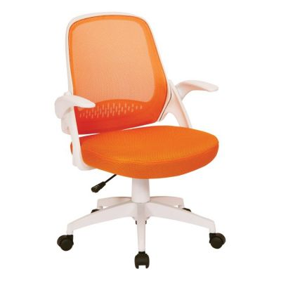 Jackson Office Chair in Orange - JKN26-W18M