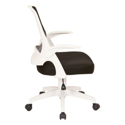 Jackson Office Chair in Black - JKN26-W3M