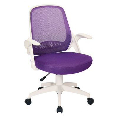 Jackson Office Chair in Purple - JKN26-W512M