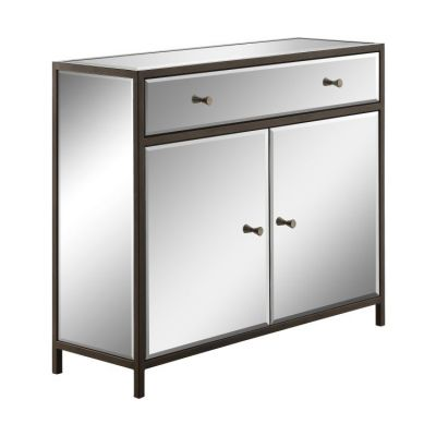 Marquis Console in Mirrored - MARQ215