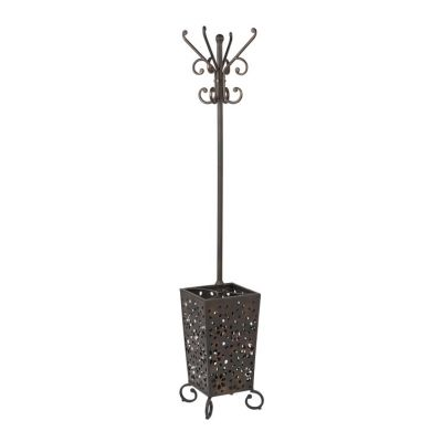 Middleton Coat Rack in Antique Bronze - MDT13