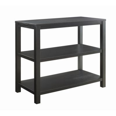 Merge Foyer Table in Black - MRG07R1-BK