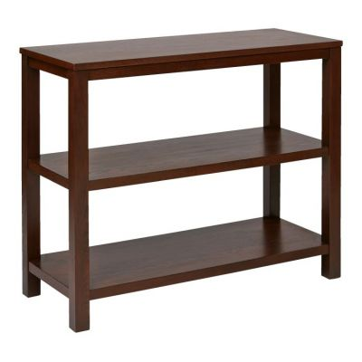 Merge Foyer Table in Mahogany - MRG07R1-MAH