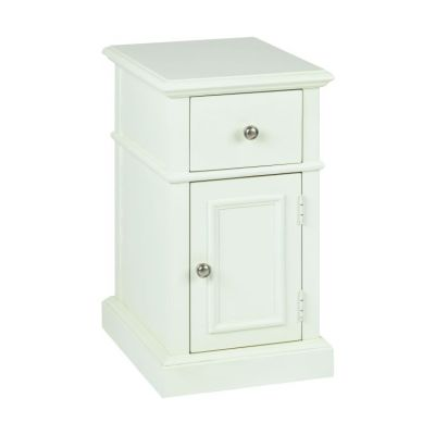 Oxford Side Table in Cream - OXF08AS-CM