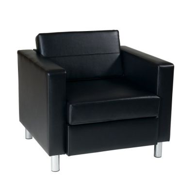 Pacific ArmProgressive Chair in Black - PAC51-V18