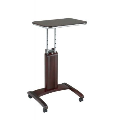 Precision Laptop Stand in Mahogany - PSN623