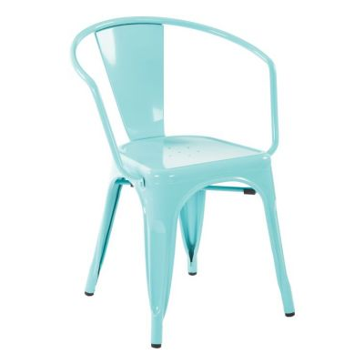 30'' Metal Chair in Green - PTR2830A2-16
