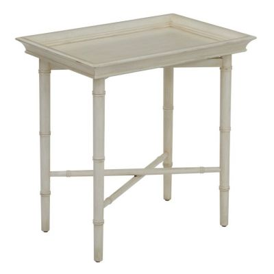 Salem Folding Serving Tray in Cream - SLM37-CM