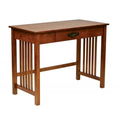 Sierra Writing Desk in Ash Finish - SRA25-AH