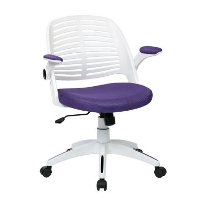 Tyler Office Chair in Purple - TYLA26-W512