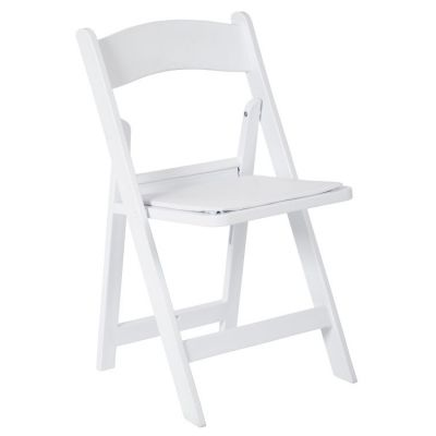 Wedding Chair 4-Pack in White - WC7287-11