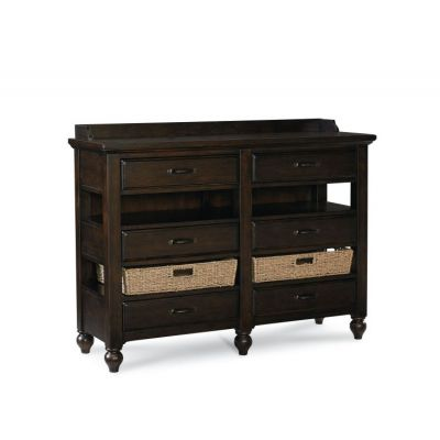 Thatcher Sideboard In Amber - 3700-180