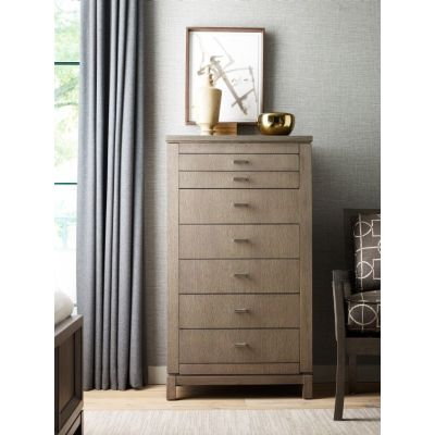 Highline Jewelry Chest In Greige - 6000-2300