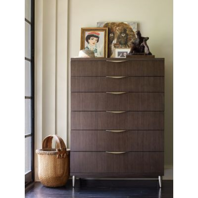 Soho Drawer Chest In Ash - 6020-2200