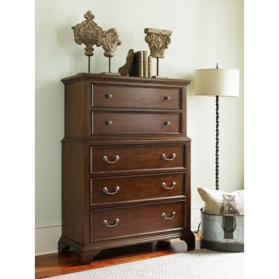 Upstate Drawer Chest In Conciare - 6040-2200