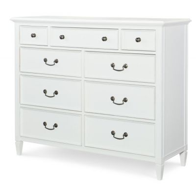 Upstate Media Chest In Bianco - 6041-2800
