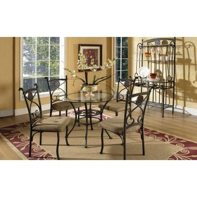 Brookfield 3 Piece Dining Set with Server