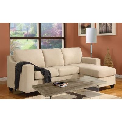 Contemporary 3 Piece Living Room Set in Beige - 000423_Kit