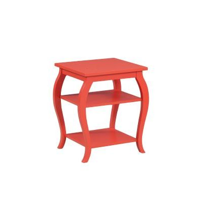 Panorama Orange Table - 14A8091