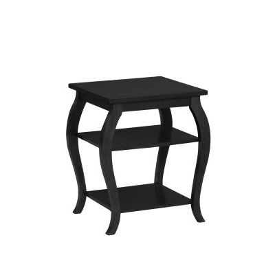 Panorama Black End Table - 15A8142