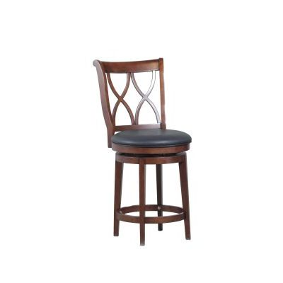 Carmen Counter Stool in Brown - 15B8189CS