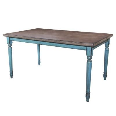 Willow Stoneberry Dining Table - 16D8214DT