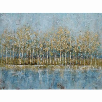 Wealth of the Trees Original Hand Painted Wall Art - FCS12463-1