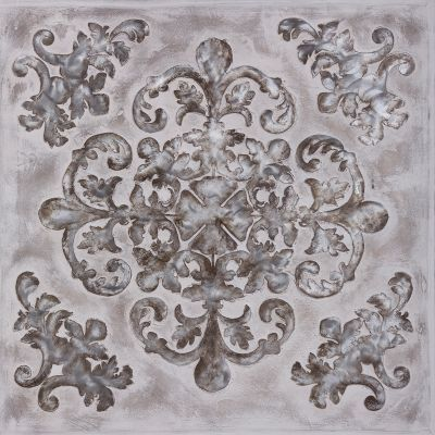Perfection of the Ornate II Original Hand Painted Wall Art - YL160158B