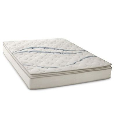 Pure Form 210 10'' Double Hybrid Mattress - IMIF8010DB