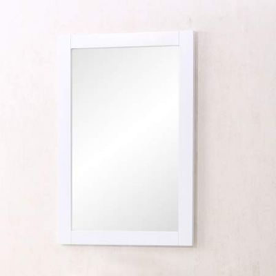 Danville 32'' Vanity Mirror in White - VM-2001