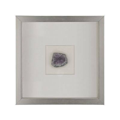 Natural Mineral Wall Decor - Lavender - 168-007